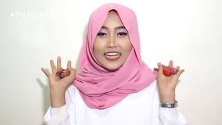 ONE BRAND MAKE UP TUTORIAL SOPHIE PARIS | AYU INDAH