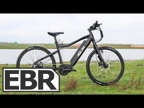 FLX Roadster Video Review – $1.8k Fast but Firm Urban Electric Bike, Road Ready