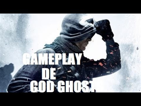 GAMEPLAY COD GHOSTS NO XBOX ONE PARTE:1