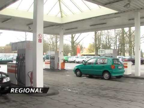Die Masse 1 Liters des Benzins 95