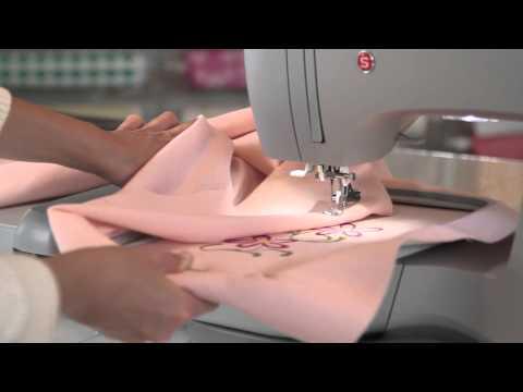 Superb™ EM200 Embroidery Machine
