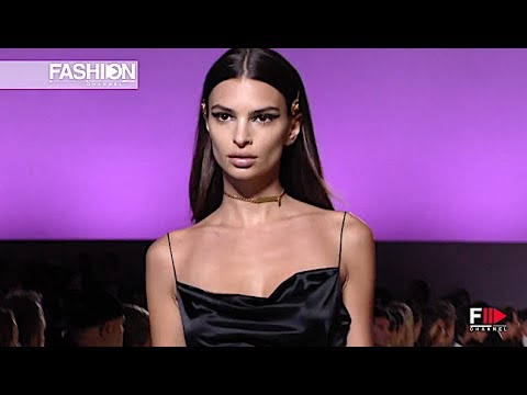 VERSACE Spring Summer 2019 Milan - Fashion Channel
