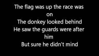 Darcy's Donkey - Lyrics