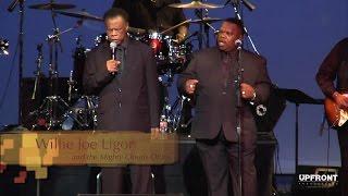 Willie Joe Ligon  the Mighty Clouds Of Joy Tribute (his last performance) by Keith O'Derek