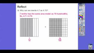 Adding and Subtracting Decimals -  Lesson 5.2