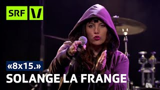<b>Solange La Frange</b>  8x15 Kammgarn Schaffhausen