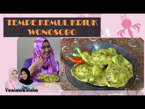 Video How to make Tempe Kemul Kriuk Wonosobo