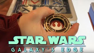 Star Wars: Galaxy's Edge - Merchandise and Ride Vehicles Revealed at Star Wars Celebration