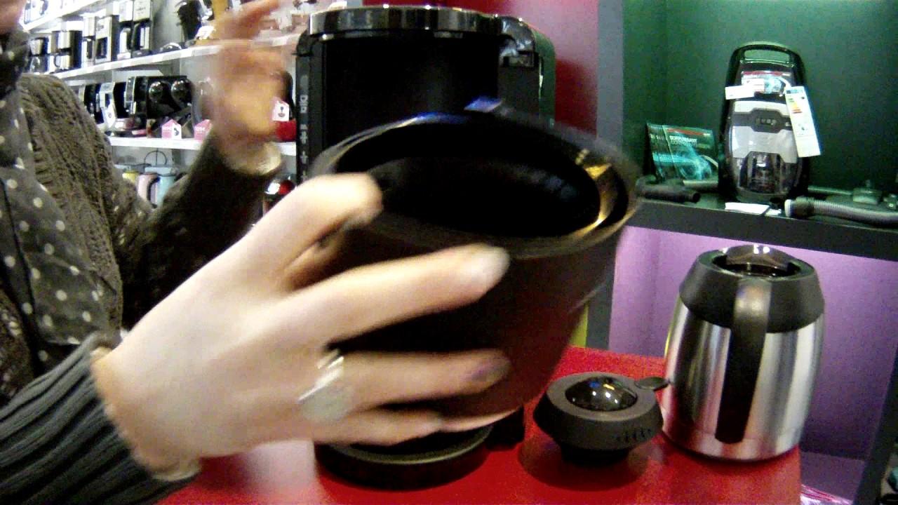 Cafetière percolateur isotherme Rowenta Adagio CT3818 - Defitec