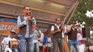 Charlie Rodriguez En Vivo Dominican Festival Hosted By Latina FM 92.1 - Allentown, PA