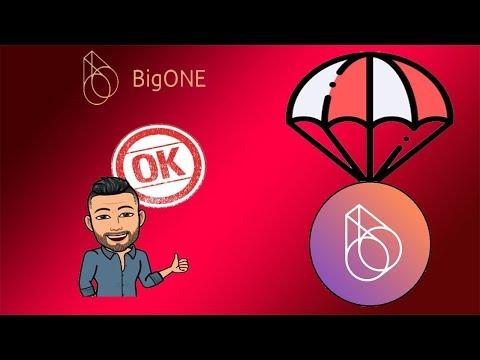 Ganhe até $130 Dólares no Airdrop da Exchange BigOne ! Termina dia 19/02.