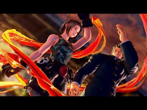 Akira Gameplay Trailer de Street Fighter V: Champion Edition