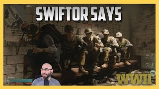 Swiftor Says Take A Seat - COD WW2 | Swiftor