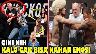 KUMPULAN MOMEN R!CUH KETIKA PRESS CONFERENCE | UFC | MMA