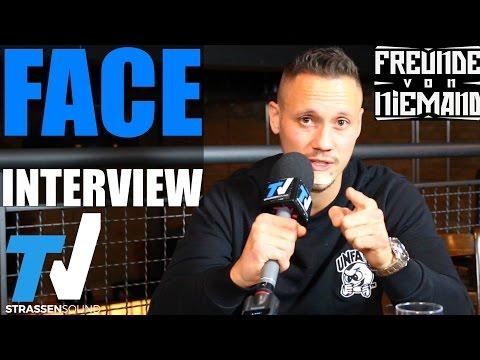 """Face über """"Rot"""", Vega, Freunde Von Niemand, Bosca, Frankfurt, Tour, Wiesbaden, Polizei, Haft (Interview 2016)"""