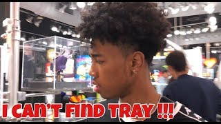 TRAY IS MISSING?!?