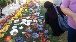 סרטון סיור תערוכת פרחים