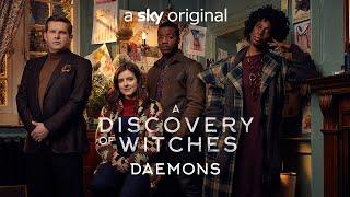 The Origins Of Daemons | Saison 1