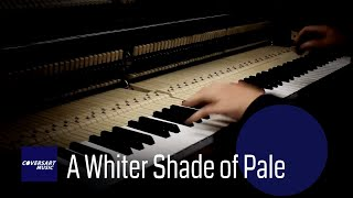 Procol Harum / Annie Lennox  - A Whiter Shade of Pale (Piano Cover)