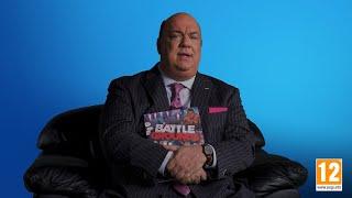 2K United Kingdom 🔥 Paul Heyman Unveils WWE 2K Battlegrounds Wild Game Modes! 🔥 Advert