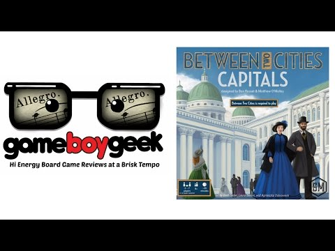 The Game Boy Geek Reviews the Capitals Expansion