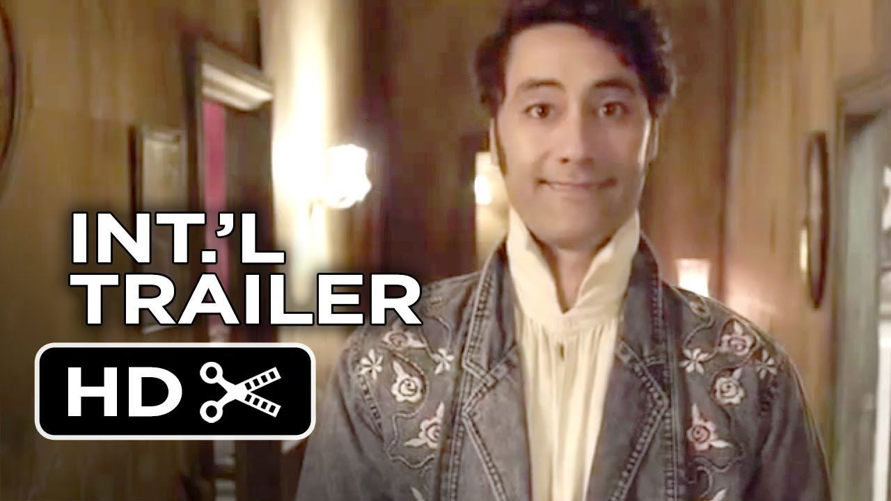 What We Do In The Shadows Official UK Trailer #1 (2014) – Jemaine Clement Vampire Comedy HD