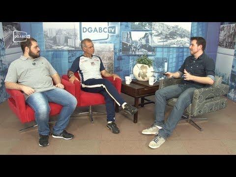 Jorginho é convidado do Diário Esportivo