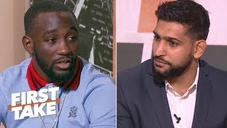 Terence Crawford: Beating Amir Khan would make me the best pound-for-pound boxer | First Take