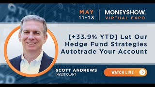[+33.9% YTD] Let Our Hedge Fund Strategies Autotrade Your Account