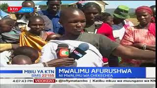 Mbiu ya KTN: Mwalimu afurushwa