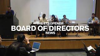RSU Executives Face the Board