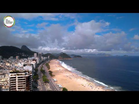 Homenagem do MIS no aniversário de Copacabana