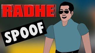 Radhe Trailer Spoof | Salman Khan | Disha Patani | Randeep Hooda | Jags animation - OF