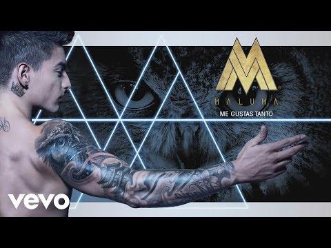 Maluma - Me Gustas Tanto (Cover Audio)