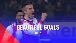 BESTE GOALS IN EREDIVISIE | BEAUTIFUL GOALS VOL #6
