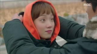 [Weightlifting Fairy Kim Bok Ju] 역도요정 김복주 ep.13 Gil-kang, saw Sung-Kyung Joo-Hyuk and hug! 20161328