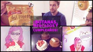#EnseñanosATuNOVIO ~ Mi Cumpleaños | DTTV 395 ♥ #DTEC