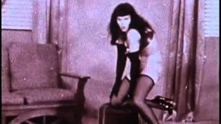 Bettie Page Dance No.2 To Rumble By Link Wray