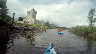 Kayaking in Ireland 2016