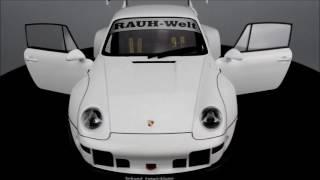AUTOart Porsche RWB 993