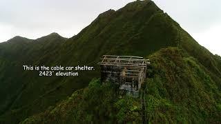 Stairway to Heaven - Oahu 4K