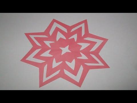 Flower Paper Cutting Videos Flowers Healthy