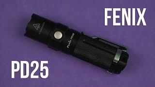 Fenix PD25 - відео 1