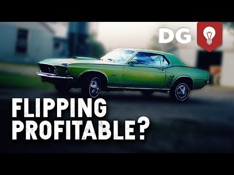 , title : 'The Truth About Flipping Classic Cars For Profit
