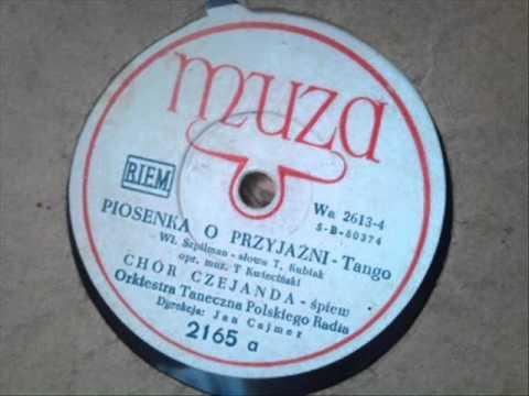 Chór Czejanda - Piosenka o przyjaźni