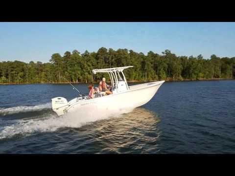 Sea Pro 219 CC video