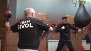 Ратиборец Открытая тренировка Бивол Кузьмин Кузнецов