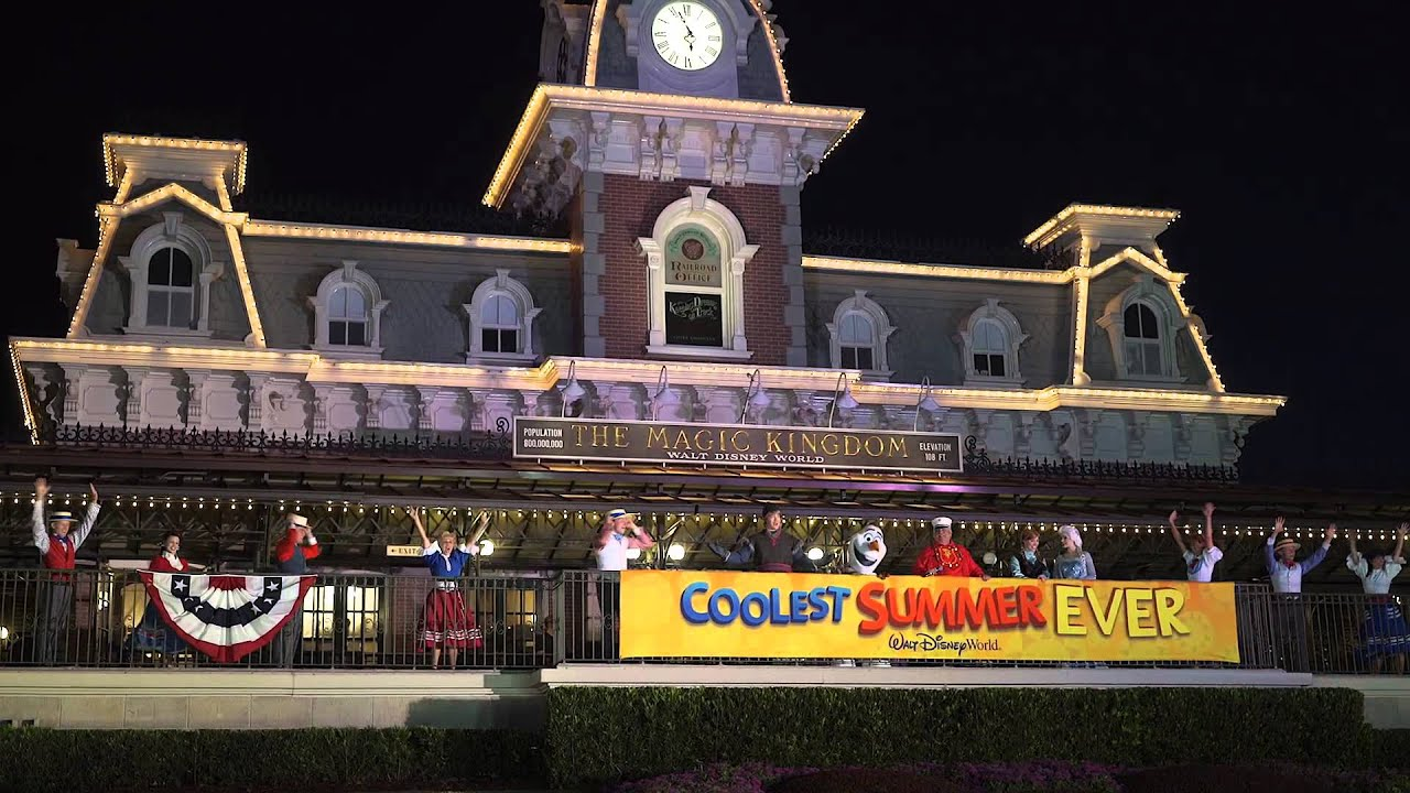 Coolest Summer Ever welcome show