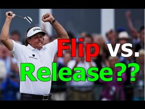 Phil Mickelson Golf Swing Analysis 2013: How to STOP FLIPPING