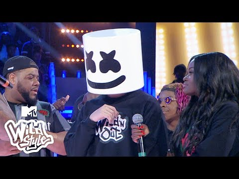 Nick Cannon Reveals Who the Real Marshmello Is 😱 Wild 'N Out | #Wildstyle